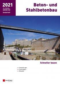 Schneller Bauen Beton- und Stahlbetonbau Sonderheft 2/2021
