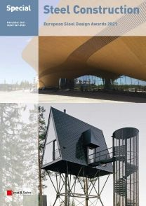 Steel Construction - Special Issue: European Steel Design Awards 2021