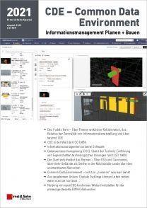 CDE Common Data Environment 2021
