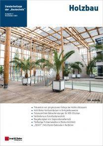 Holzbau Bautechnik Sonderheft 2/2021