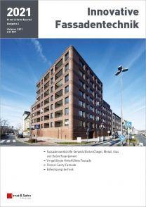 Innovative Fassadentechnik II/2021