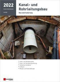 Kanal- und Rohrleitungsbau 2022