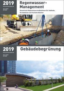 Regenwasser-Management 2019 / Gebäudebegrünung 2019