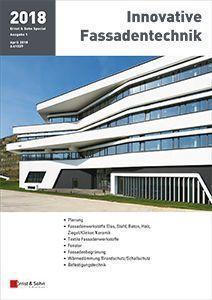 Innovative Fassadentechnik I/2018