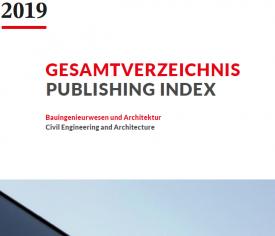 Ernst & Sohn Gesamtverzeichnis 2019