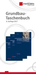 Grundbau-Taschenbuch-Flyer 8. Auflage
