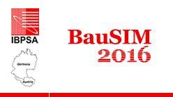 Kombiveranstaltung CESBP 2016 + BauSIM 2016 von der TU Dresden