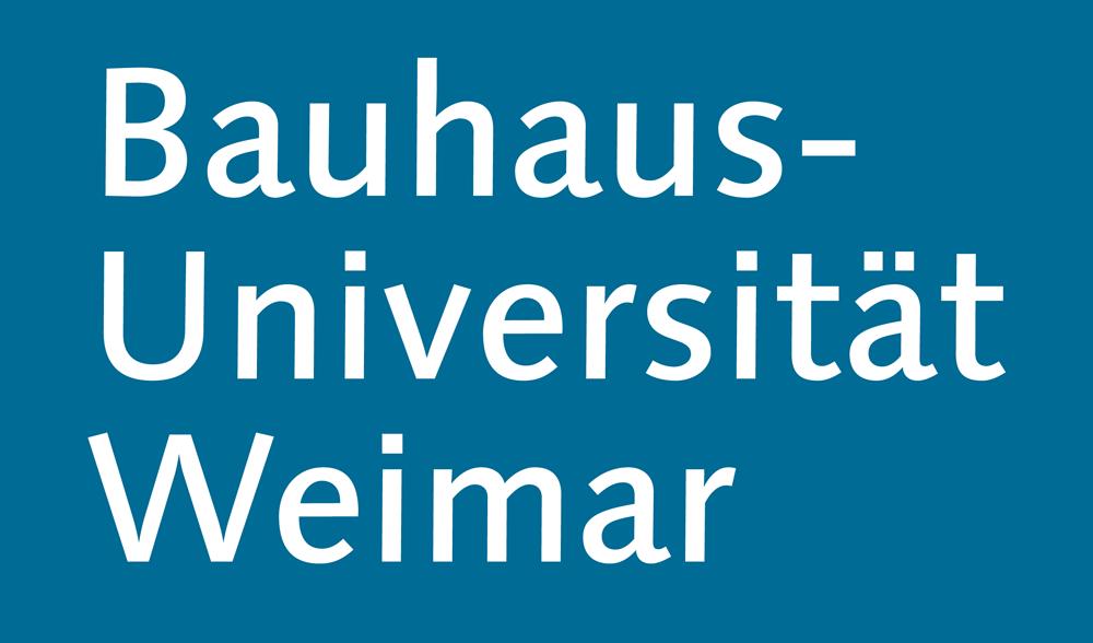Bauhausuniversität Weimar Logo