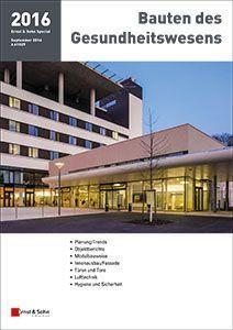 Cover Bauten des Gesundheitswesen 2016 final