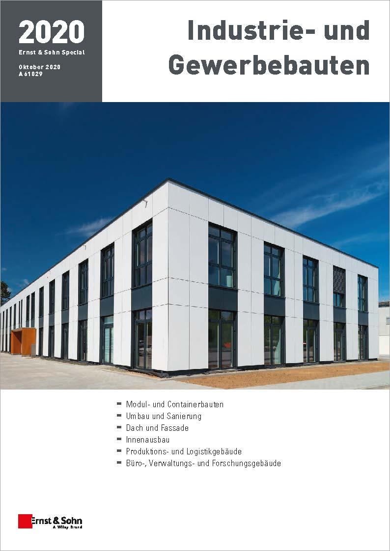 Special Industrie- und Gewerbebauten 2020 erschienen