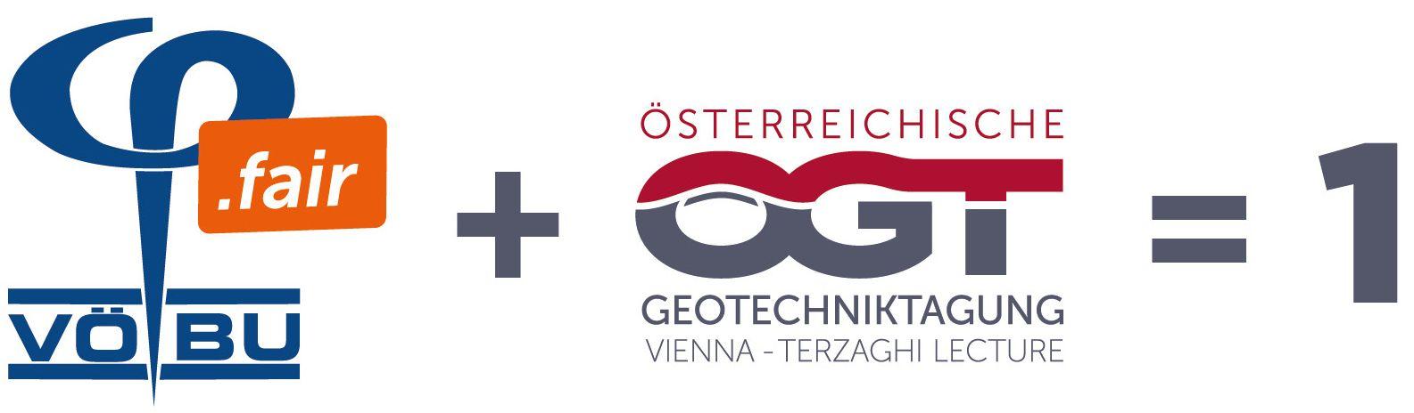 VÖBU Fair 2019 + 12. Österreichische Geotechniktagung (ÖGT)